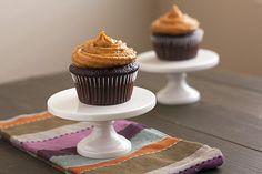 Don't let the title of this post fool you. This post features a recipe for pumpkin pie frosting, literally. You bake a crust-less pumpkin pie, let it cool, then stuff it in a piping bag. It's awesome. Sadly I can't take the credit for this stroke of genius. The idea comes from Cupcake Project, a …