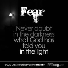 Fitness Motivation: How to Conquer Fear & Doubt