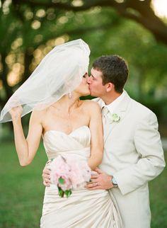 Fashionable Florida Wedding by Justin DeMutiis - Southern Weddings Wedding Pics, Wedding Bells, Wedding Bride, Wedding Engagement, Wedding Day, Southern Weddings, Real Weddings, Bride Groom Photos, Wedding Portraits