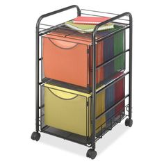 Onyx Mesh Mobile Double File, 1-Shelf, 15-1/2 x 17-1/4 x 27-1/4, Black Safco http://www.amazon.co.uk/dp/B003S835EO/ref=cm_sw_r_pi_dp_u26Zub1QVHTDP