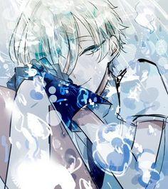 Land of the Lustrous -Antarcticite Anime Land, Manga Boy, Light Novel, Pose Reference, White Roses, Vocaloid, Cute Art, Anime Guys, Online Art
