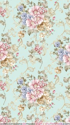 Cel background – Wallpaper World Vintage Flowers Wallpaper, Flower Phone Wallpaper, Paper Wallpaper, Cellphone Wallpaper, Iphone Wallpaper, Decoupage Vintage, Decoupage Paper, Vintage Paper, Flower Backgrounds