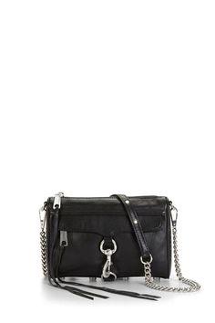 Get the trendiest Cross Body Bag of the season! The Rebecca Minkoff Mini Mac Black Leather Cross Body Bag is a top 10 member favorite on Tradesy. Mini Handbags, Purses And Handbags, Luxury Handbags, Travel Handbags, Red Purses, White Purses, Cheap Handbags, Gucci Handbags, Luxury Bags