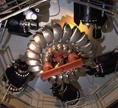 Turbine type Pelton