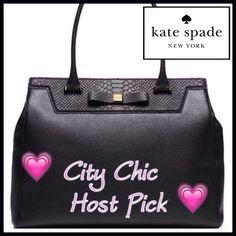 4dbf8b04f Kate Spade Shoulder Bag- 💗💗 HOST PICK! Yay! 💗💗 This handbag