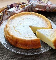 Este é um cheesecake delicioso, aerado, fácil e rápido de preparar. Descubra sua... - Silvia Santucci