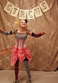 vintage circus costume - Google Search