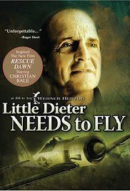 Little Dieter Needs to Fly Poster