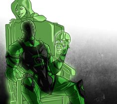 Green Penance | 23 Heroes Who Would Make Incredible Green Lanterns