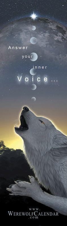 Werewolf Calendar