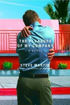 Nearly done with this novella by Steve Martin.