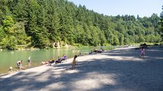 Lake Swimming, Portland: Soak up the great outdoors while you take a dip in a lake or river.