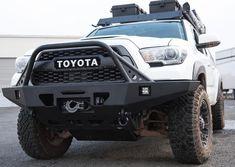 1999 toyota tacoma front bumper