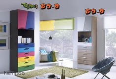 Tribu 64 - Kids furniture