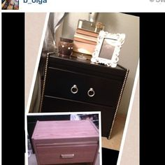 Repurposed night stand by @b_olga thank you for tagging and love the end result! Don't forget to hashtag #inspire_me_home_decor and share your work with us for a chance to be featured! #home #homedecor #homedesign #decor #design #diy #nightstand #bedroom #decor #design #designoftheday #picoftheday #pictureoftheday #photooftheday #interiors #interiordesign #ig #igdaily #instahub #instapic #instagood #instagram #instahome #instadaily #instadecor #instadesign #instagramer #instafollowers…