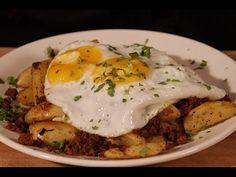 Como Preparar Huevos Rotos con Chorizo - Ole Mexican Foods