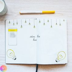 I love having a page in my bujo where I can write down everything that comes to my mind How is your weekend going? * * * * * #bulletjournal #bujo #bulletjournaling #planner #bujolove #bujojunkies #plannerholic #bujocommunity #notebook #plannerlove #bujolover #ideas #braindump #lightbulb #doodles #doodleart #doodling #ilovedoodle #bujobeauty #notebooktherapy #bujoing #bujoinspire #leuchtturm1917