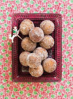 Recette de Ricardo de trous de beignes aux pommes de terre