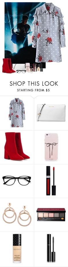 """""""Niall Horan #142"""" by ambere3love34 ❤ liked on Polyvore featuring Michael Kors, Maison Margiela, EyeBuyDirect.com, Christian Dior, Bobbi Brown Cosmetics, Gucci, Chanel and vintage"""