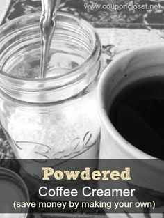 powdered coffee creamer recipe - be sure and read to the end, other recipes different flavors included !!