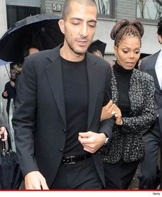 Janet Jackson   No, Im Not Engaged ...   IM MARRIED!