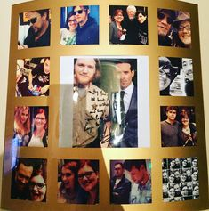 Found this perfect collage frame at #Ikea yesterday - JUST what I needed for all of my con table selfies lol.  And thats my little brother @logan_magogan in the middle with James Callis...who it wont let me tag lol Felt compelled to rearrange the whole photo op wall once I had the new frame LOL #celebrityphotoop #fangirl #expensivecollection #WizardWorld #DragonCon @WizardWorld @DragonCon - Use code witblade at checkout for 10% off Wizard World 2018 tickets!