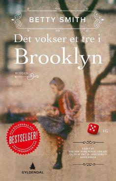 Det vokser et tre i Brooklyn av Betty Smith (Innbundet) Tree Grows In Brooklyn, Slums, Growing Tree, The New Yorker, Christmas Wishes, Nostalgia, Reading, Books, Movie Posters
