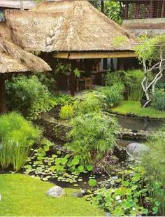 Home in Bali.
