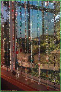 Love it beaded Boho window style. I'm afraid kitties would like it too 2019 Love it beaded Boho window style. I'm afraid kitties would like it too The post Love it beaded Boho window style. I'm afraid kitties would like it too 2019 appeared firs Beaded Curtains, Hippie Curtains, Hippie Bedding, Indie Room, Room Ideas Bedroom, Diy Bedroom, Trendy Bedroom, Room Goals, Window Styles