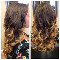 August Hair Blog Post: Brunette Ombre