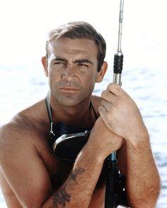 Sean Connery - Thunderball (1965)