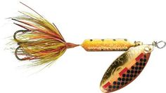 Worden's Lures Tinsel Rooster Tail