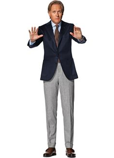 Choose from classic & contemporary jackets in lightweight wool, cotton & linen. Suit Fashion, Mens Fashion, People Cutout, Mode Costume, Preppy Men, Bespoke Suit, Classic Suit, Mens Style Guide, Sport Coat