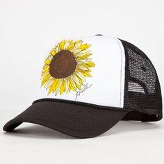 O'neill Far Out Womens Trucker Hat Black One Size For Women 20941510001