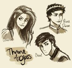 Throne of Glass by compoundbreadd.deviantart.com on @deviantART