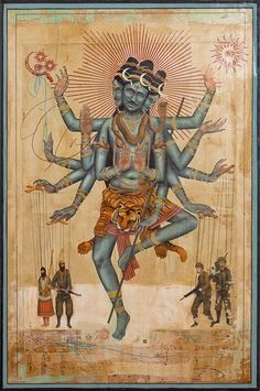 Shiva - the Tandav