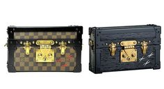 Louis Vuitton Petite Malle Trunk Bag Reference Guide | Spotted Fashion