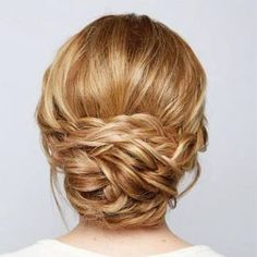 Image result for chignon hairstyles