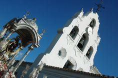 Nuestra Señora de la Cinta, patrona de Huelva. / Imagen cedida por: Oficina de Turismo de Huelva