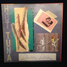 Hot Tuna Double Dose 1978 Grunt Records LP Vinyl