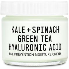 Women's Youth To The People Kale + Spinach Green Tea Hyaluronic Acid Age Prevention Cream