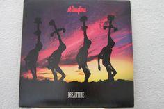 "The Stranglers - ""Dreamtime"" vinyl record (NT)"