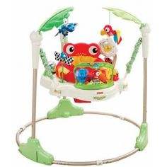 $270 Fisher Price Rainforest Jumperoo