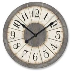 There are few things as distinct as an oversized wall clock when decorating your home. These eye-grabbing clocks come in numerous designs from...