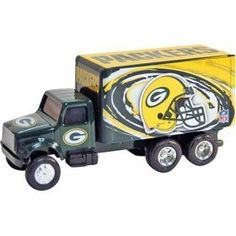 Green Bay Packers 2006 NFL Limited Edition Die-Cast 1:64 Sports Truck Delivery Series Collectible by ERTL $9.99