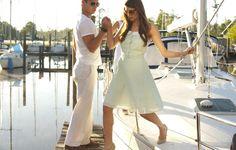 Jolie and Elizabeth Seersucker dresses