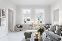 suelos de madera pintada de blanco estilo nórdico escandinavo decoración pisos…