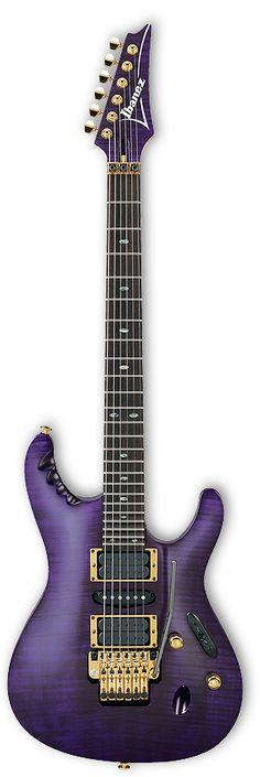 Literally my dream guitar. It's a modified Ibanez S-series that belongs to Herman Li Music Guitar, Guitar Amp, Cool Guitar, Playing Guitar, Gretsch, Ibanez, Paul Reed Smith, Custom Guitars, Unique Guitars