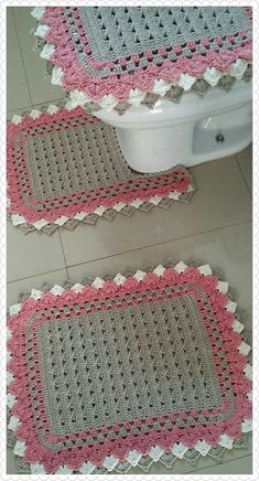 Crochet Projects, Diy And Crafts, Blanket, Rugs, Crochet Doily Rug, Crochet Bedspread, Needlepoint, Sewing Aprons, Breien