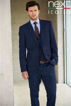 Buy Stone Donegal Skinny Fit Suit: Jacket from the Next UK online ...